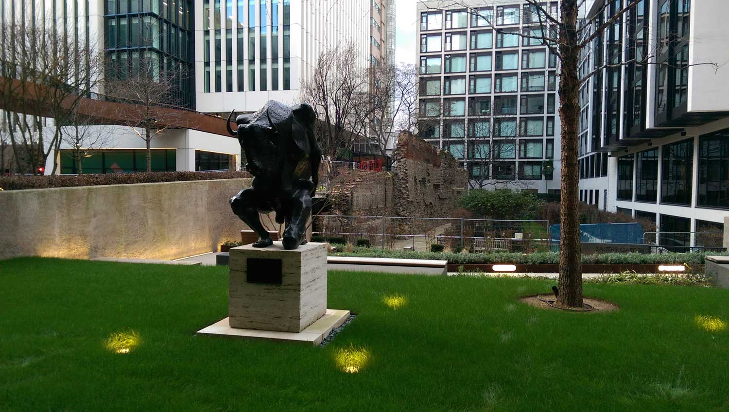 Site Visit – London Wall Place
