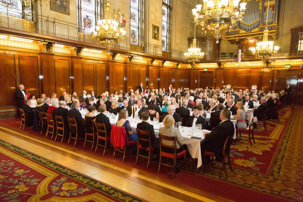 Sir Christopher Wren Banquet 2017