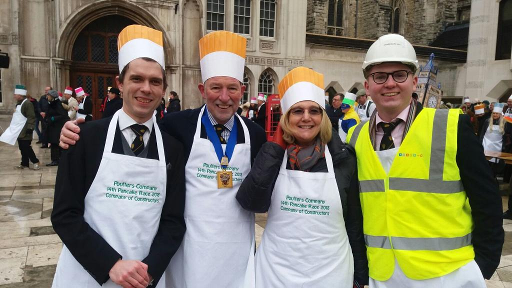 Inter-Livery Pancake Races 2018