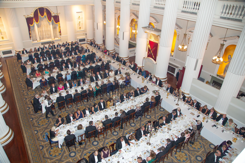 Sir Christopher Wren Banquet