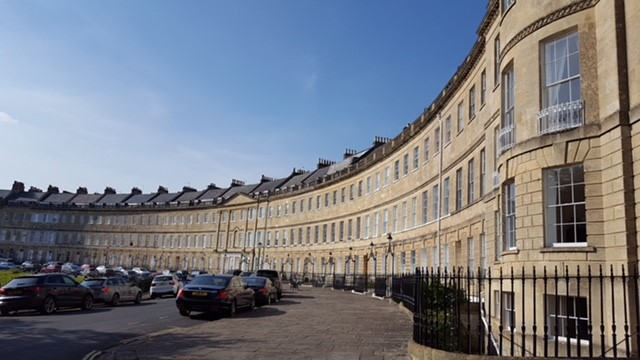 Master's Weekend In Bath