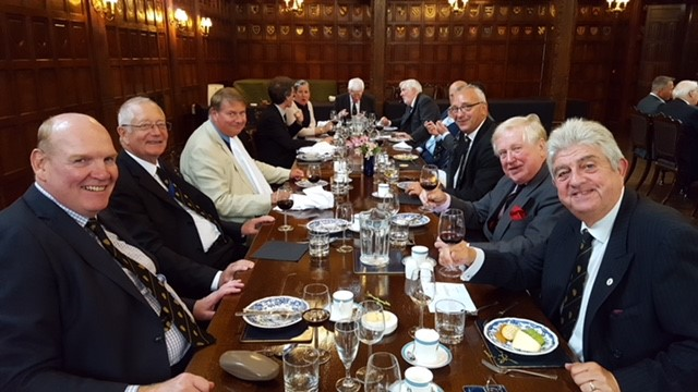 Ironmongers' Hall Lunch