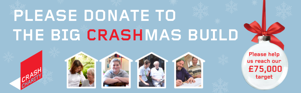 PLEASE DONATE TO THE BIG CRASHMAS BUILD 2