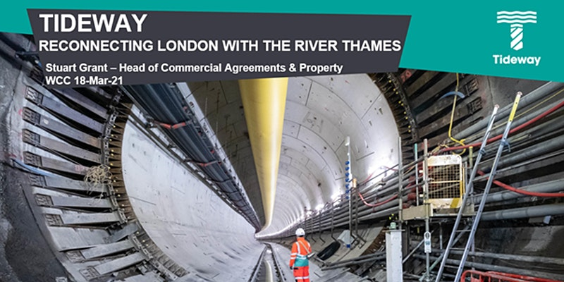 Thames Tideway talk to the Worshipful Company of Constructors