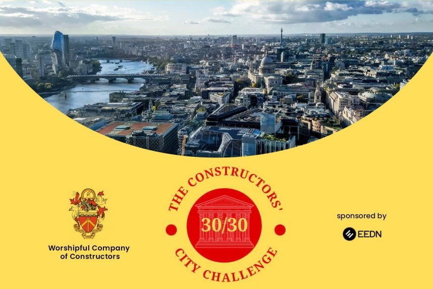 The Worshipful Company Of Constructors Complete Challenge To Take 30 City Selfies In 30 Summer Days